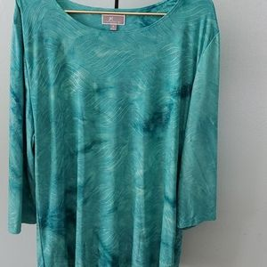 JM Collection XL tunic